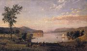 Jasper Cropsey Greenwood Lake,New Jersey oil painting picture wholesale