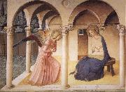 Fra Angelico The Verkundigung oil painting picture wholesale