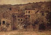 Levitan, Isaak In that nearly of Bordighera in the north of Italy oil painting picture wholesale