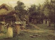 Levitan, Isaak Bees state oil painting picture wholesale