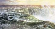 Louis Remy Mignot Niagara oil painting picture wholesale