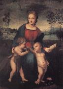 Raphael The Madonna of the Goldfinch oil painting picture wholesale