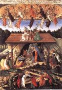 Sandro Botticelli Mystic Nativity oil painting picture wholesale