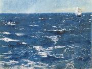 William Stott of Oldham Choppy Sea oil painting picture wholesale