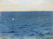 William Stott of Oldham North Breeze oil painting picture wholesale