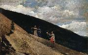 Winslow Homer In the Mountains oil painting picture wholesale