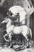 Albrecht Durer The Small Horse oil painting picture wholesale