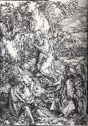 Albrecht Durer Agony in the Garden oil painting picture wholesale