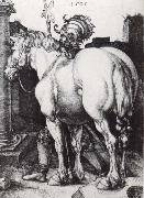 Albrecht Durer The Large Horse oil painting picture wholesale