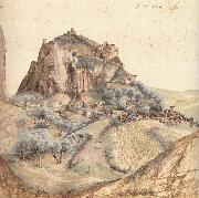 Andrea Mantegna The Castle and Town of Arco oil painting picture wholesale