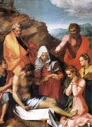 Andrea del Sarto Sounds appealing with holy oil painting picture wholesale