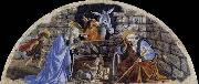 BOTTICELLI, Sandro The Birth of Christ oil painting picture wholesale
