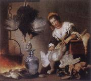 Bernardo Strozzi The Cook oil painting picture wholesale