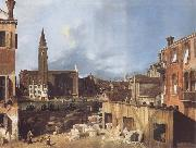 Canaletto Campo S.Vidal and Santa Maria della Carita oil painting picture wholesale