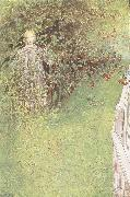 Carl Larsson A Fairy oil painting picture wholesale