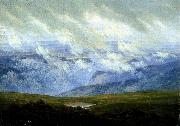 Caspar David Friedrich Drifting Clouds oil painting picture wholesale