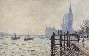 Claude Monet The Thames Below Westminster oil painting picture wholesale