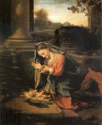 Correggio The Adoracion al Nino oil painting picture wholesale