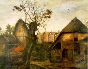 DALEM, Cornelis van Landscape with Farm oil painting picture wholesale