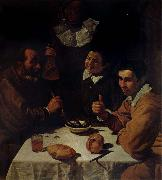 Diego Velazquez Luncheon oil painting picture wholesale
