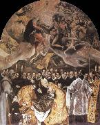 El Greco Burial of Count Orgaz oil painting picture wholesale
