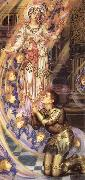 Evelyn De Morgan Our Senora of the Peace oil painting picture wholesale