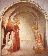 Fra Angelico Annunciatie oil painting picture wholesale
