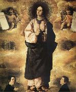 Francisco de Zurbaran The Immaculate one Concepcion oil painting picture wholesale