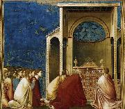 GIOTTO di Bondone The Suitors Praying oil painting picture wholesale