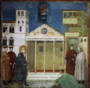 GIOTTO di Bondone Homage of a Simple Man oil painting picture wholesale