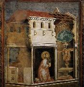 GIOTTO di Bondone Miracle of the Crucifix oil painting picture wholesale