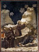 GIOTTO di Bondone Miracle of the Spring oil painting picture wholesale