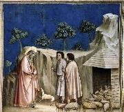 GIOTTO di Bondone Joachim among the Shepherds oil painting picture wholesale