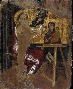 GRECO, El St Luke Painting the Virgin and Child oil painting picture wholesale
