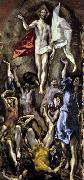GRECO, El The Resurrection oil painting picture wholesale