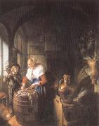 Gerrit Dou The Mousetrap oil painting picture wholesale