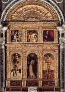 Giovanni Bellini St.Vincent Ferrer Polyptych oil painting picture wholesale