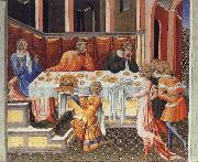 Giovanni di Paolo The Feast of Herod oil painting picture wholesale