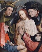 Heronymus Bosch Christ Mocked and Crowned with Thorns oil painting artist