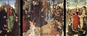 Hugo van der Goes The Portinari Altarpiece oil painting picture wholesale