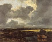 Jacob van Ruisdael An Extensive Landscape with Ruins oil painting picture wholesale