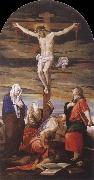 Jacopo Bassano The Crucifixion oil painting picture wholesale