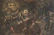 Jacopo Tintoretto Last Supper oil painting picture wholesale