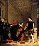 Jean-Auguste Dominique Ingres The Sword of Henry IV oil painting picture wholesale