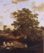 John Crome The Poringland Oak oil painting picture wholesale