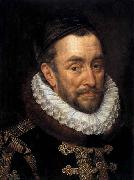 KEY, Adriaan William I, Prince of Orange, called William the Silent, oil painting artist