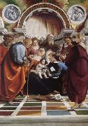 Luca Signorelli The Circumcision oil painting picture wholesale