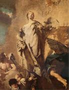 PIAZZETTA, Giovanni Battista The Immaculate one oil painting picture wholesale