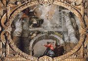 Paolo  Veronese Annunciation oil painting picture wholesale