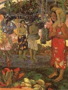 Paul Gauguin The Orana Maria oil painting picture wholesale